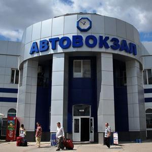 Автовокзалы Пскова
