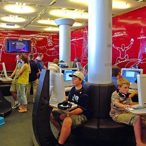 Интернет-кафе Пскова