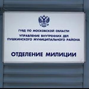Отделения полиции Пскова
