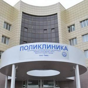 Поликлиники Пскова