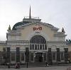 Железнодорожные вокзалы в Пскове