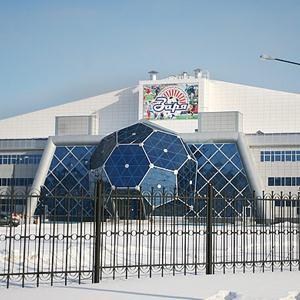 Спортивные комплексы Пскова