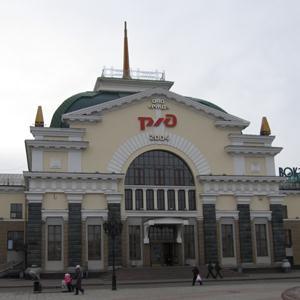 Железнодорожные вокзалы Пскова